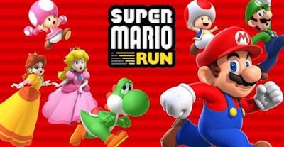 Super Mario Run Full Apk for Android
