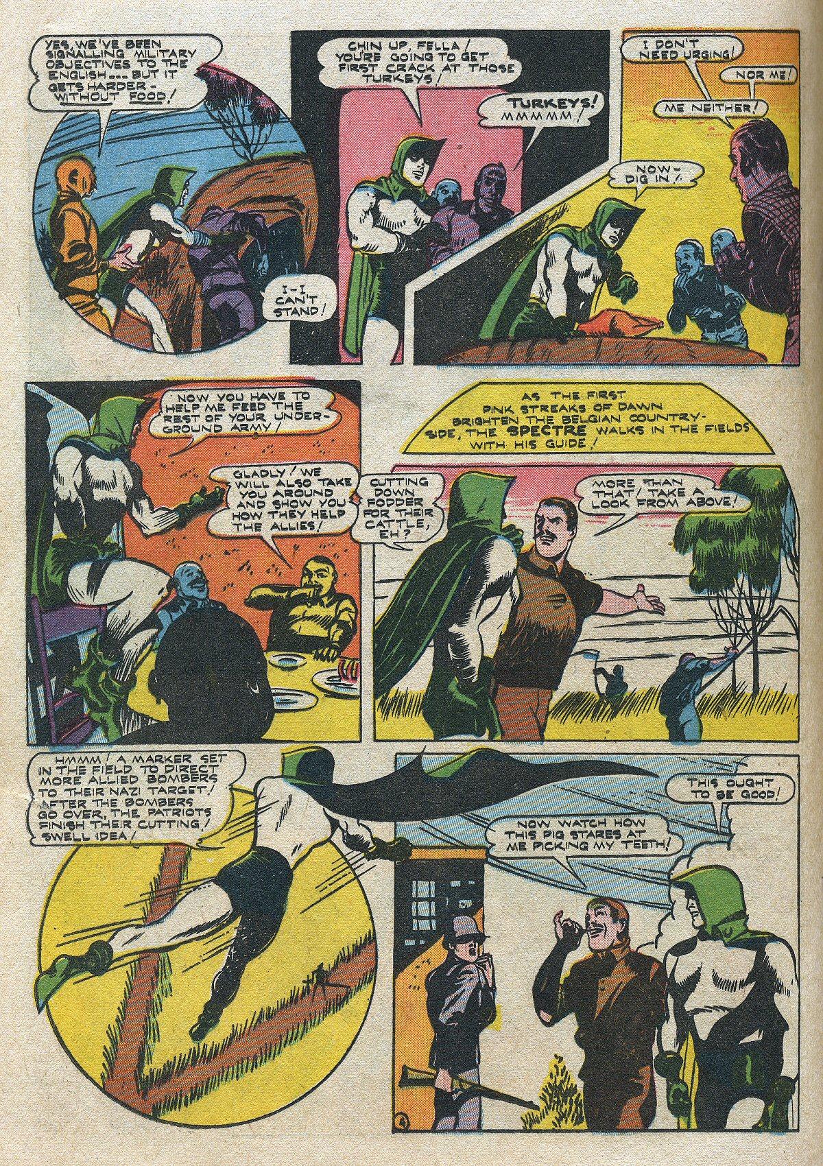 Read online All-Star Comics comic -  Issue #14 - 45
