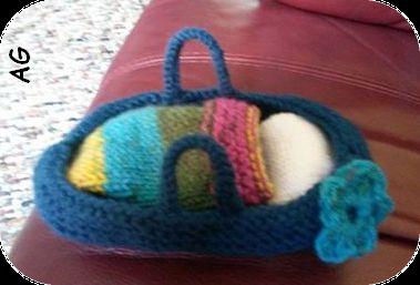 Ravelry: Baby Doll in Crib pattern by Pat Alinejad   257x379
