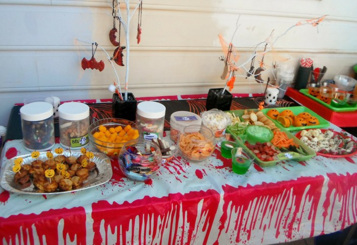 Halloween Party And Food Decorations Ideas 2016