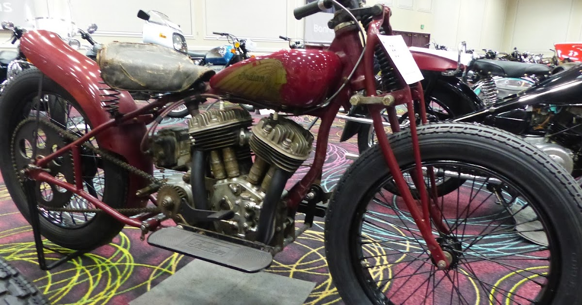 Oldmotodude 1928 Harley Davidson Ohv Peashooter For Sale: OldMotoDude: 1939 Ken Edmiston Indian Scout Factory Hill