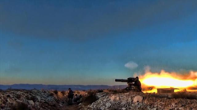 Daesh utiliza misiles TOW y Kornet contra las fuerzas iraquíes