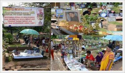 Wisata Dan Konser Dangdutan Di Atas Pekuburan Hanya Di Indonesia