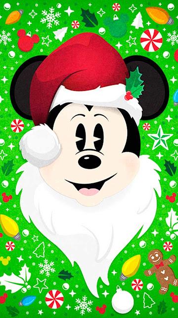 Fondos de Disney para Navidad