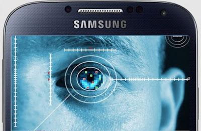 Escáner Iris Samsung GalaxyNote7