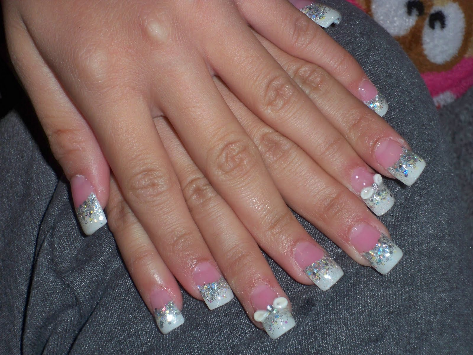 Beauty is from within...: Acrylic Nail Slideshow Tutorial ...