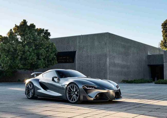 Toyota Supra FT 1 Review Space, Design, Price, Release Date