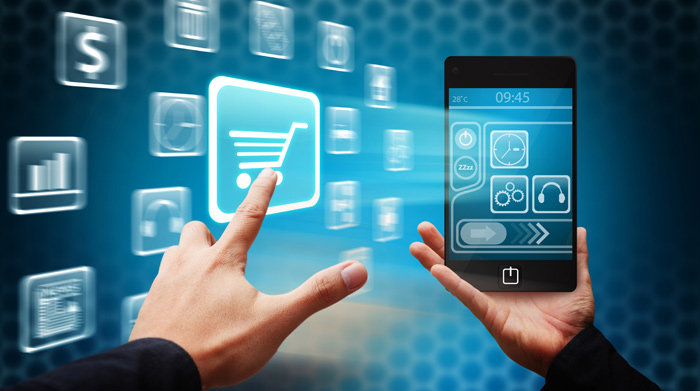 التسويق لأجهزة الهواتف الذكية