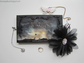 BH Cosmetics Pride + Prejudice + Zombies Eye + Cheek Palette