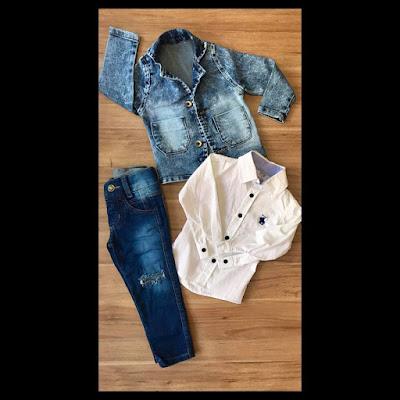 Fornecedor de moda infantil para sacoleiras