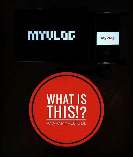 WHAT IS THIS!? Technik - MyVlog Foto: MyVlog @ iPad und iPhone