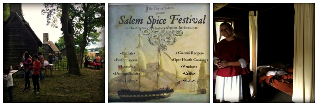 Salem Spice Festival Pioneer Village New England Fall Events