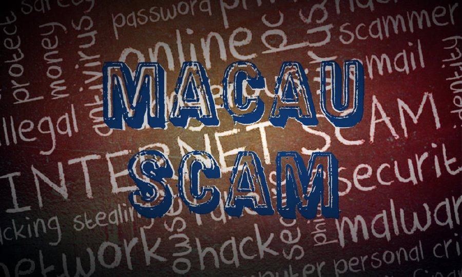 Awas Macau Scam Rm1 2 Juta Lesap
