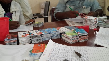 inec staff sells stolen id cards to fraudsters calabar