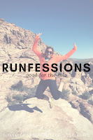 Runfessions: Good for the Sole
