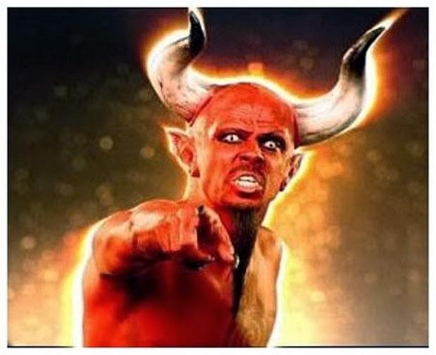 Iblis Mata Iblis Ditusuk Jarum Oleh Nabi Idris as