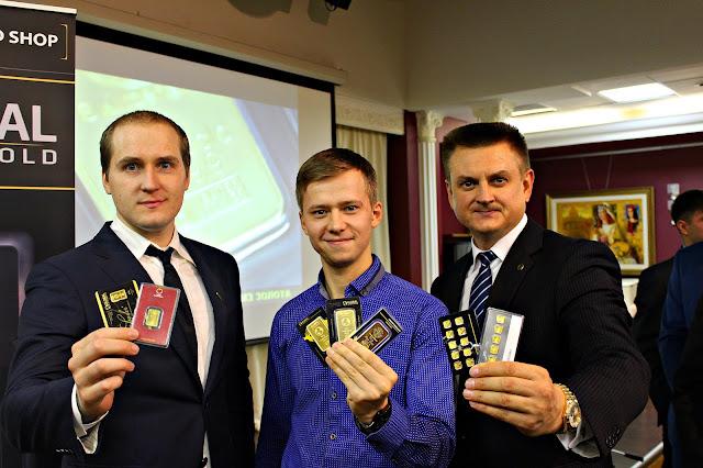 Global InterGold, молодой, амбициозный, золото, бизнес