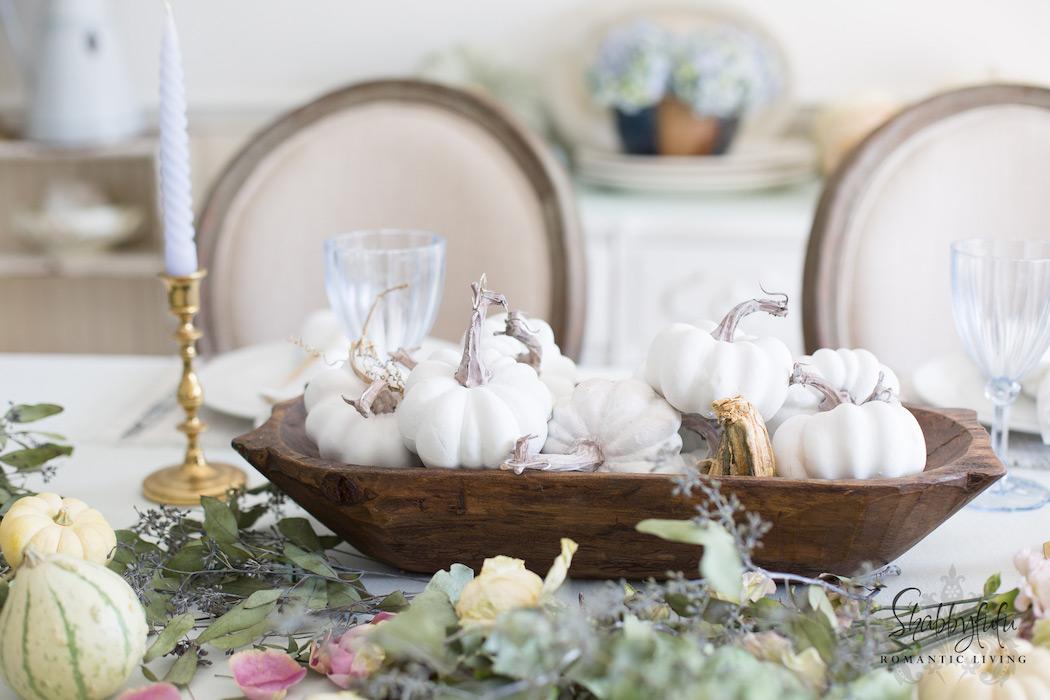 vintage dough bowl