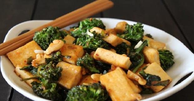 Tofu And Broccoli Stir Fry Recipe