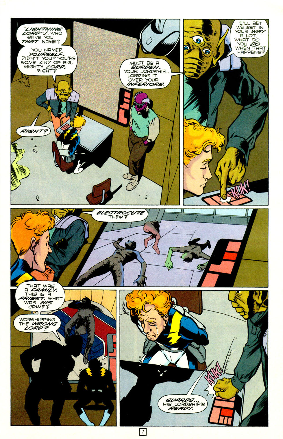 Legion of Super-Heroes (1989) 73 Page 7