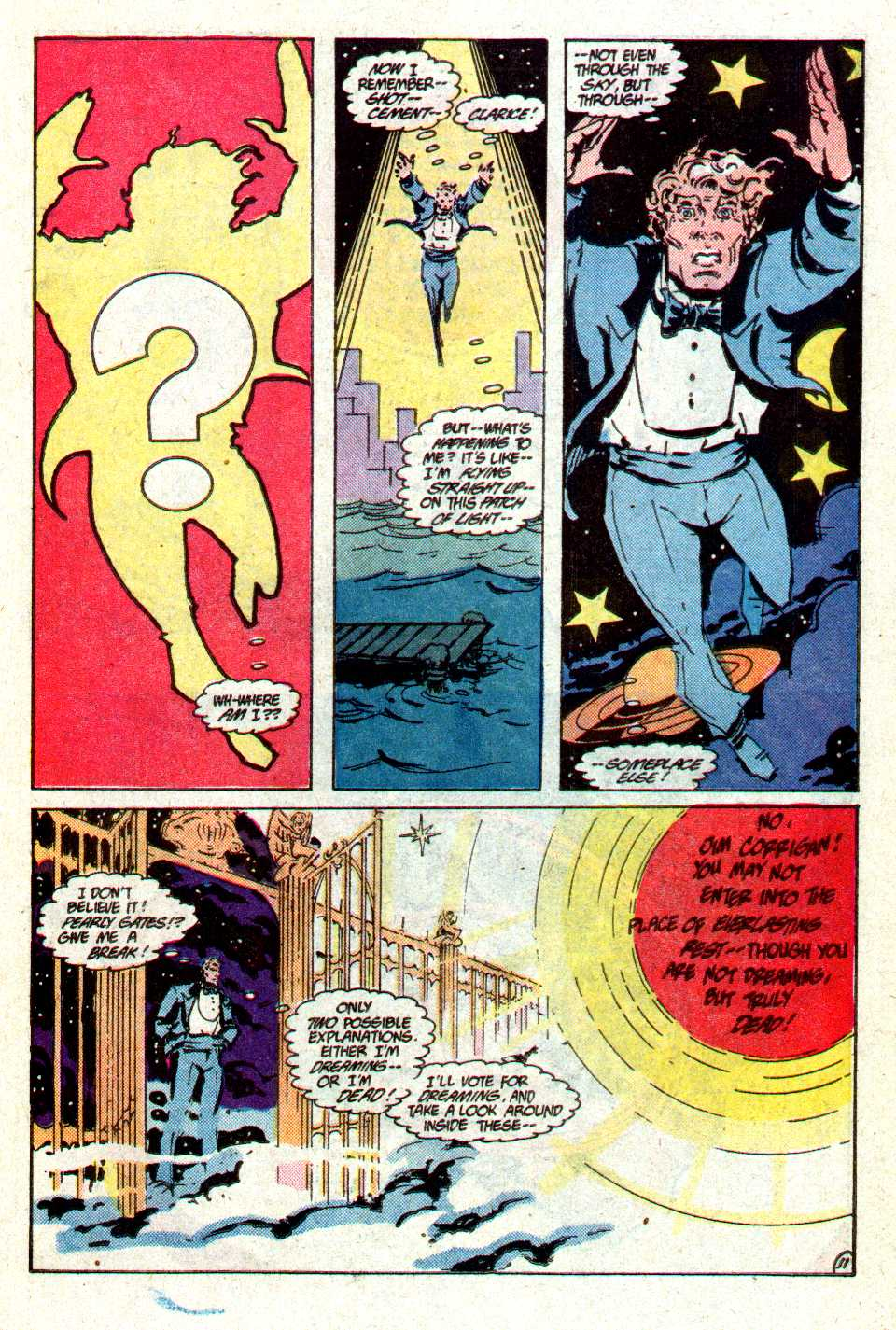 Read online Secret Origins (1986) comic -  Issue #15 - 33