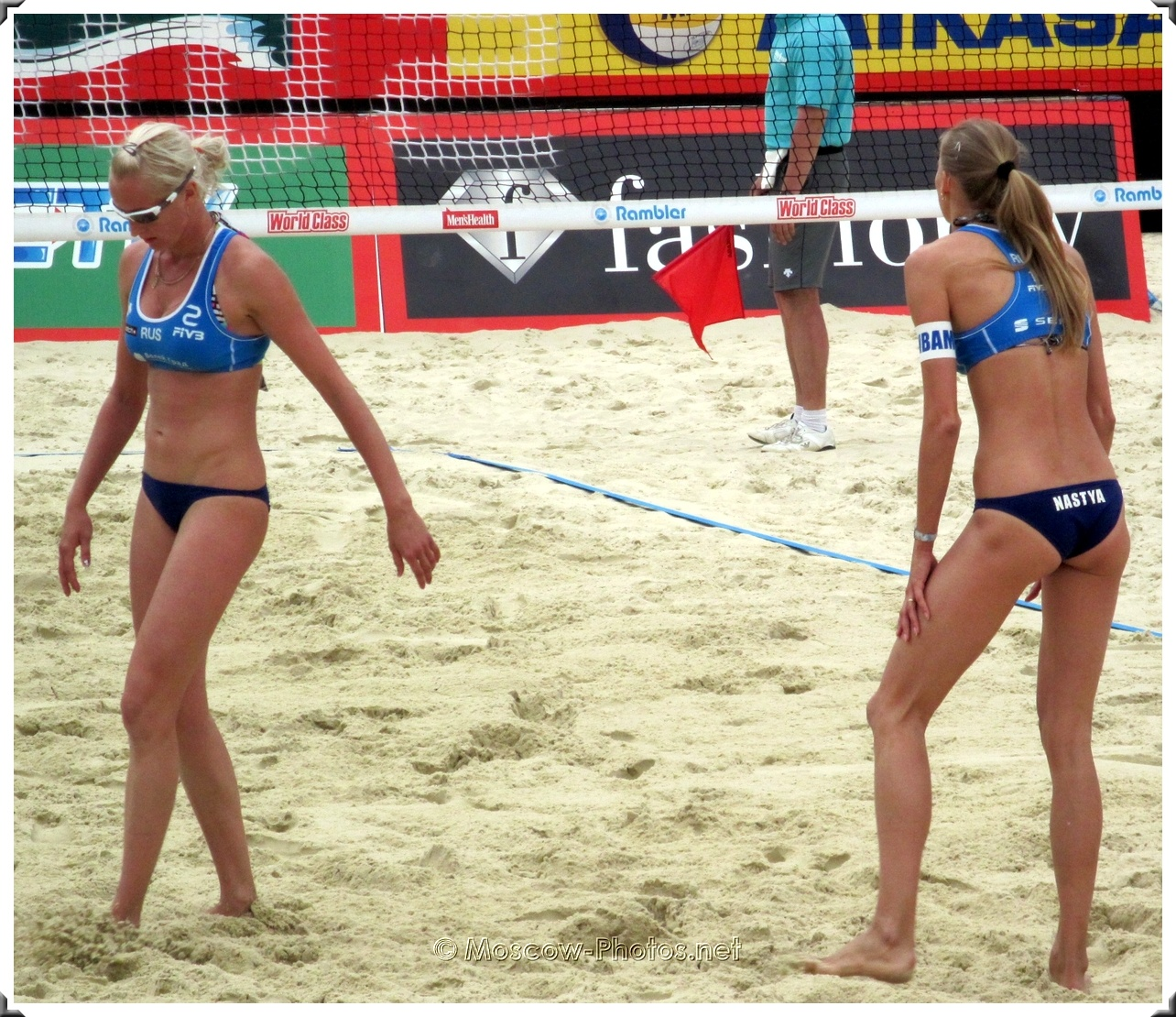 Russian Beach Volleyball Team