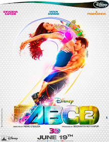 Any Body Can Dance 2 (ABCD 2) (2015) [Vose]
