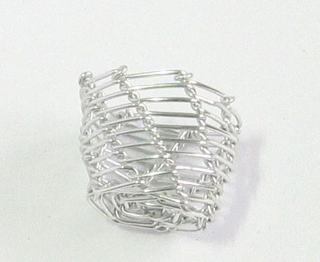 Art of Wire: Wire Weaving Basket
