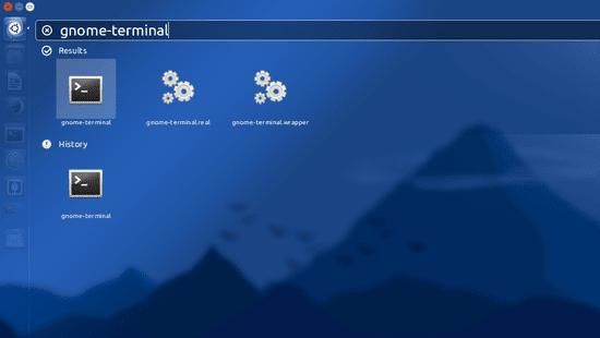 Buka Terminal pada Ubuntu Dengan Menggunakan Perintah (Command)