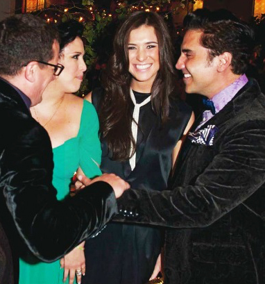 Novelas Radar: Jaime Camil and Heidi Balvanera's wedding ... |Angelica Vale Y Jaime Camil