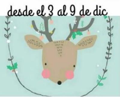 Reto #NavidadesEsmaltoadictas: Renos y nieve