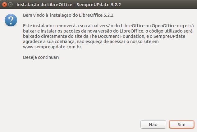 Como instalar o LibreOffice 5.2.2 no Ubuntu, Debian, Fedora, Mageia, openSUSE em qualquer distribuição Linux!