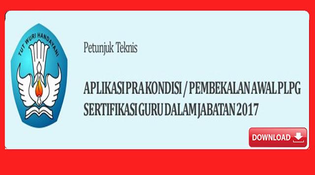http://ayeleymakali.blogspot.co.id/2017/07/petunjuk-teknis-aplikasi-pra-kondisi.html