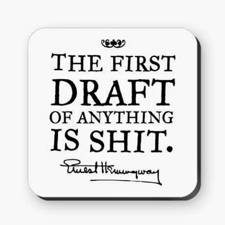 a review of the essay shitty first drafts Learn how to embrace the art of writing shitty first drafts and get more writing done skip to primary navigation review your first draft with kindness.