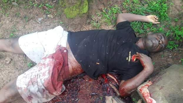 Very graphic: Fulani herdsmen kill seminarian, pull out intestines of women in Enugu