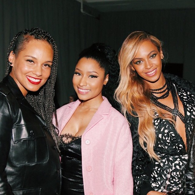guru jay what beyonc233 and alicia keys can teach nicki minaj