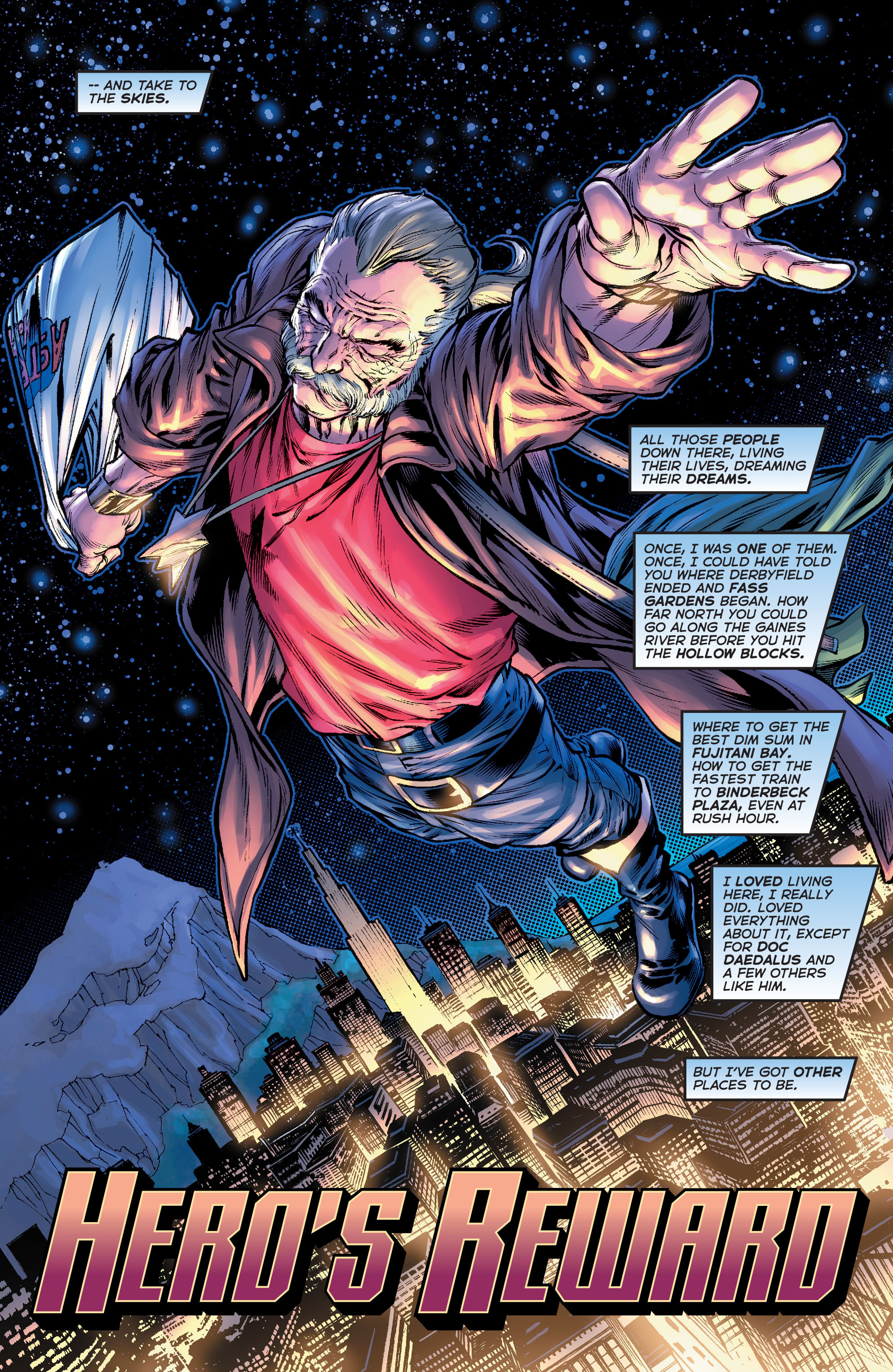 Read online Astro City comic -  Issue #22 - 6