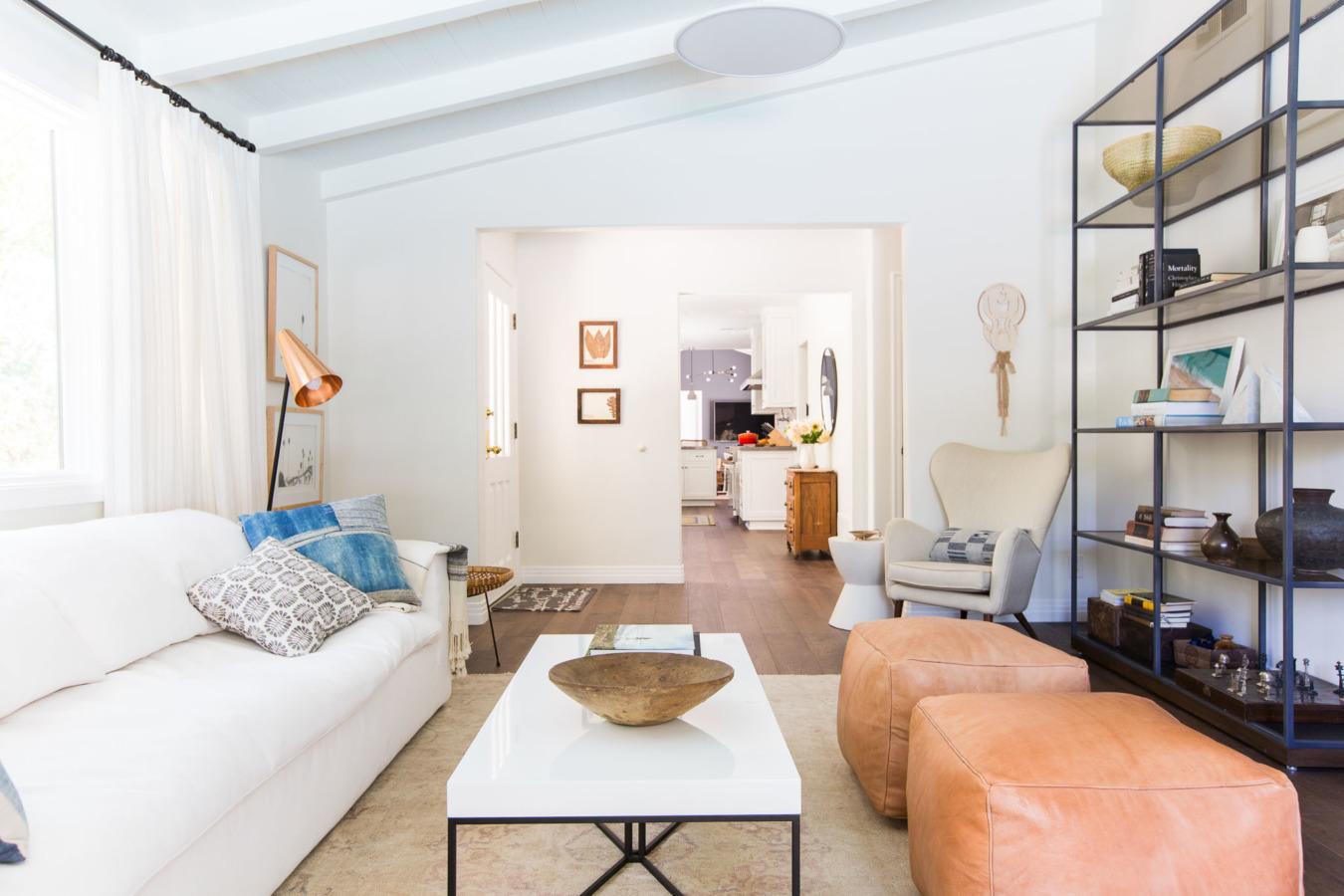 neutral mid century modern danish scandinavian modern minimal interior design inspiration