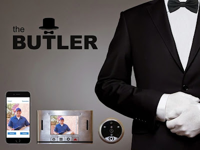 Coolest and Smart Doorbells for Your Home - The Butler (15) 12