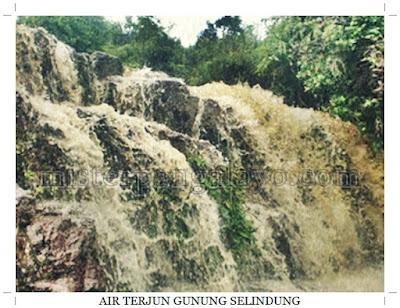 Air Terjun Gunung Selindung