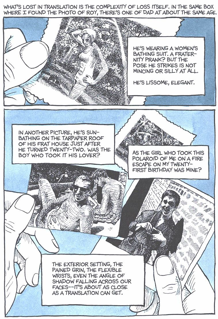Read Fun Home: A Family Tragicomic - Chapter 4, Page 32