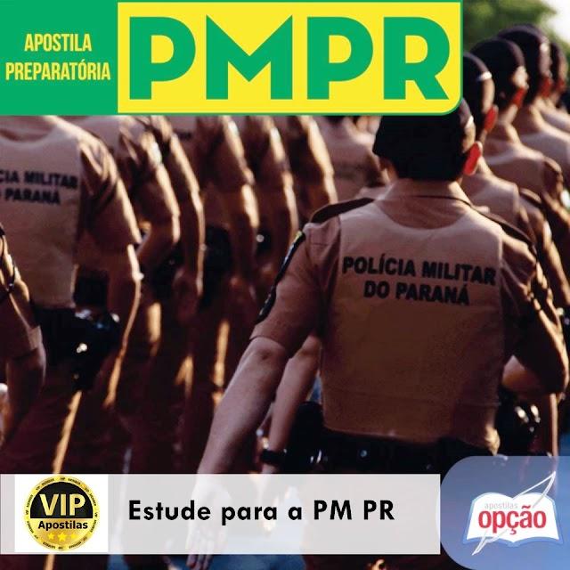PM/PR vai lançar edital para contratação de 2.400 vagas
