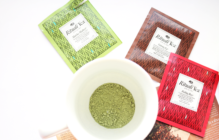 Origins Rituali Tea Powder Face Masks review