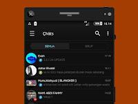 BBM MOD Black Apk v3.3.1.24