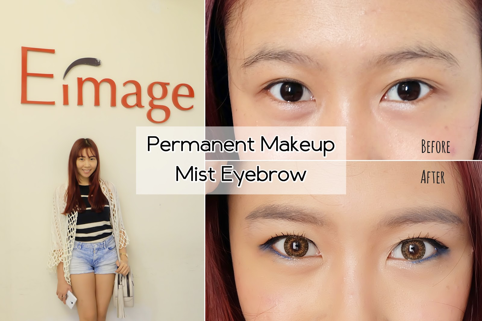 Permanent Makeup - Mist Eyebrow by E-image Aesthetic