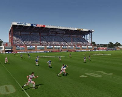 Rugby League 2: World Cup Edition (PS2) 2008