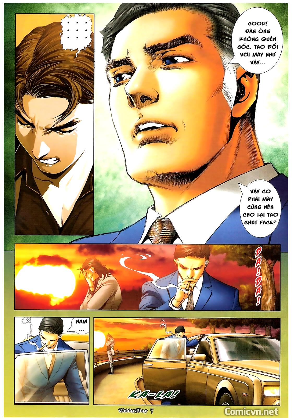 Người Trong Giang Hồ - Chapter 1211: Tuyệt địa phản kích - Pic 6