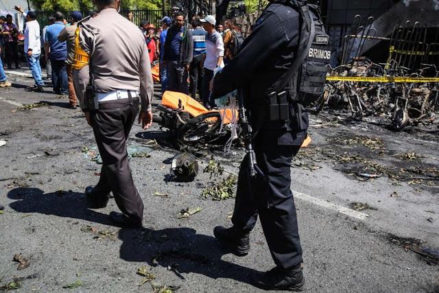Kutuk Bom Gereja Surabaya, GP Ansor: Biadab dan Tidak Berperikemanusiaan