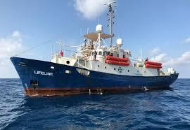 le Lifeline qui va pouvoir accoster à Malte