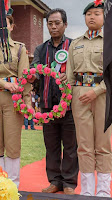HPC(D) Army Chief Lalropuia a thi